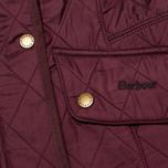 Женская стеганая куртка Barbour Cavalry Polarquilt Bordeaux фото- 5
