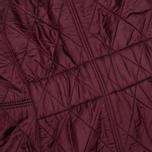 Женская стеганая куртка Barbour Cavalry Polarquilt Bordeaux фото- 6