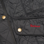 Женская стеганая куртка Barbour Cavalry Polarquilt Navy фото- 5