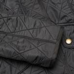 Женская стеганая куртка Barbour Cavalry Polarquilt Navy фото- 4