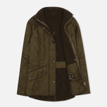 Barbour Cavalry Polarquilt Women's jacket Olive photo- 1
