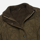 Barbour Cavalry Polarquilt Women's jacket Olive photo- 3