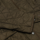 Barbour Cavalry Polarquilt Women's jacket Olive photo- 5