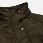 Barbour Cavalry Polarquilt Women's jacket Olive photo- 2