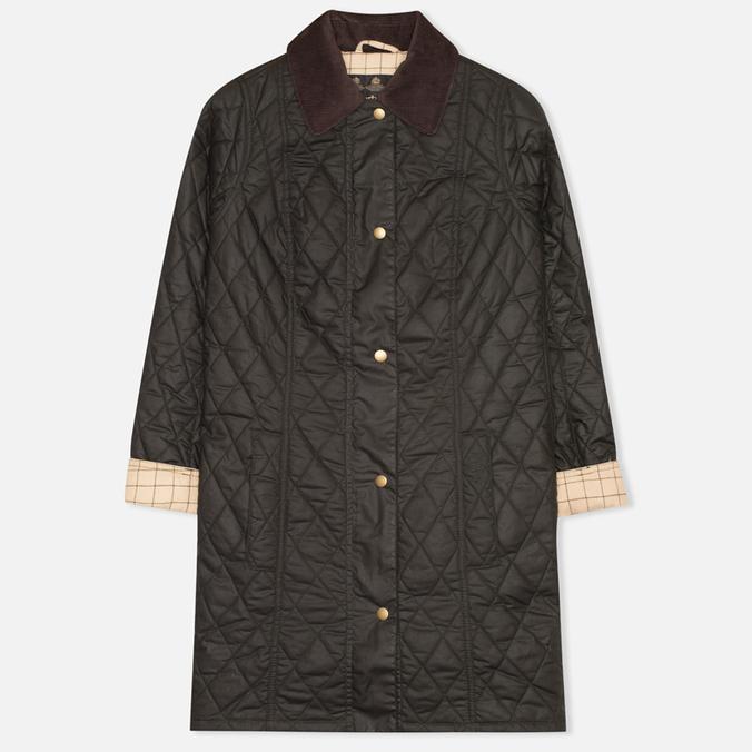 Barbour Equestrian Belsay Women's jacket Olive
