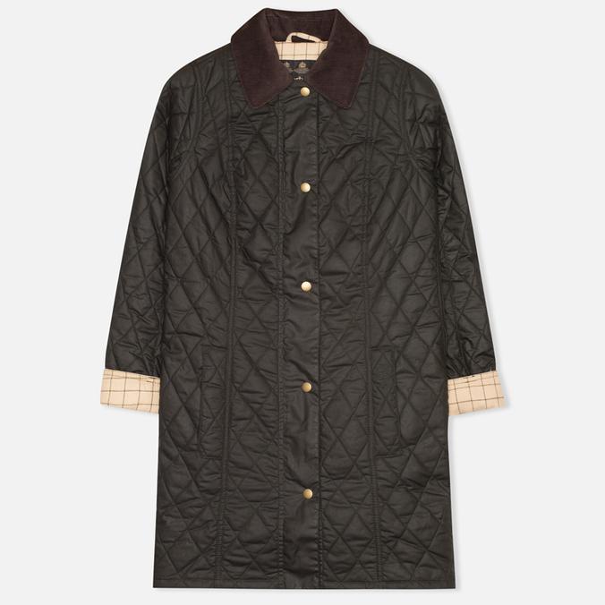 Женская стеганая куртка Barbour Equestrian Belsay Olive