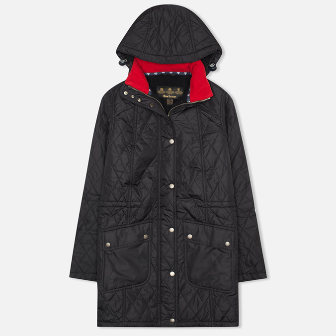 Женская куртка Barbour Kirkby Quilt Navy