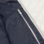 Barbour Landry Quilt Silver Women's jacket Ice/Navy photo- 6