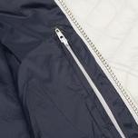 Женская стеганая куртка Barbour Landry Baffle Quilt Silver Ice/Navy фото- 6