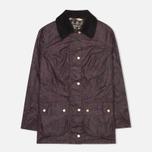 Женская вощеная куртка Barbour Ruskin Printed Acanthus фото- 0