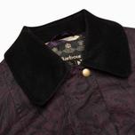 Женская вощеная куртка Barbour Ruskin Printed Acanthus фото- 2