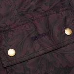 Женская вощеная куртка Barbour Ruskin Printed Acanthus фото- 3