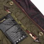 Женская вощеная куртка Barbour Ruskin Printed Acanthus фото- 6