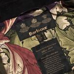 Женская вощеная куртка Barbour Ruskin Printed Acanthus фото- 5