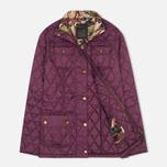 Женская стеганая куртка Barbour Ruskin Quilt Damson/Acanthus фото- 1