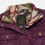 Женская стеганая куртка Barbour Ruskin Quilt Damson/Acanthus фото- 2