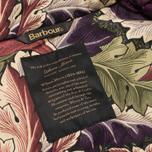 Женская стеганая куртка Barbour Ruskin Quilt Damson/Acanthus фото- 7