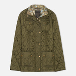 Женская стеганая куртка Barbour Ruskin Quilt Olive/Artichoke фото- 0