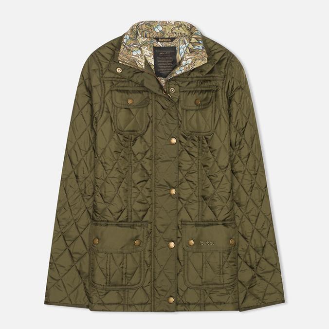 Женская стеганая куртка Barbour Ruskin Quilt Olive/Artichoke