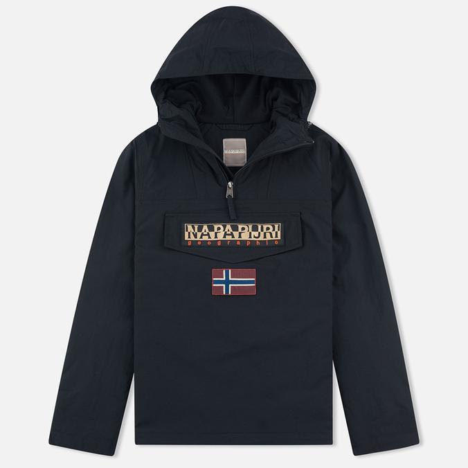 Женская куртка анорак Napapijri Rainforest Summer Black