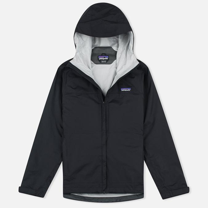 Женская куртка ветровка Patagonia Torrentshell Black