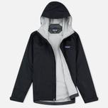 Женская куртка ветровка Patagonia Torrentshell Black фото- 1
