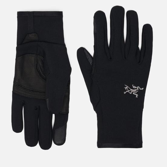 Перчатки Arcteryx Rivet Black