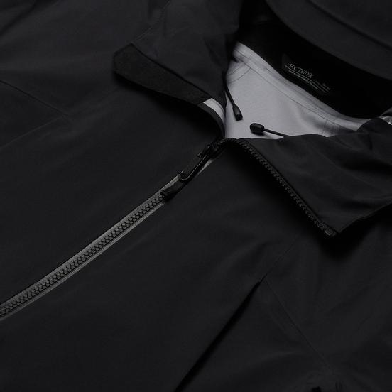 Мужская куртка ветровка Arcteryx Fraser 3L Gore-Tex C-Knit Black