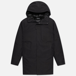 Мужская куртка парка Arcteryx Therme Gore-Tex Black/Black