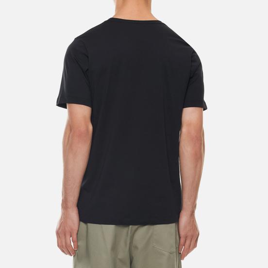 Мужская футболка Arcteryx Archaeopteryx SS Black/Grey