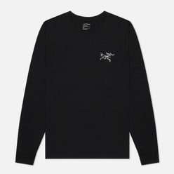 Мужской лонгслив Arcteryx Archteryx LS Black