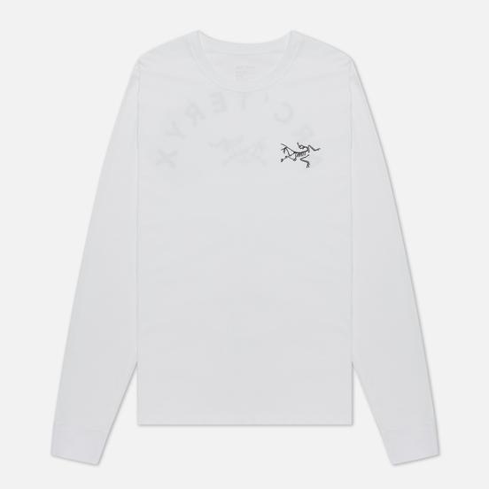Мужской лонгслив Arcteryx Archaeopteryx LS White
