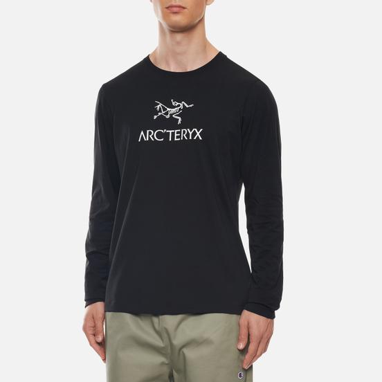 Мужской лонгслив Arcteryx Arc'word LS Black