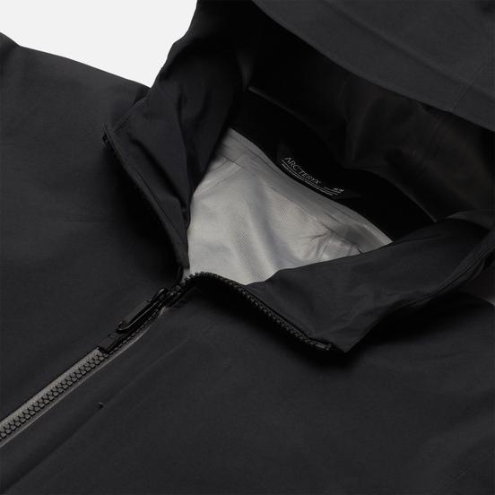 Мужская куртка Arcteryx Sawyer Gore-Tex Black/Black