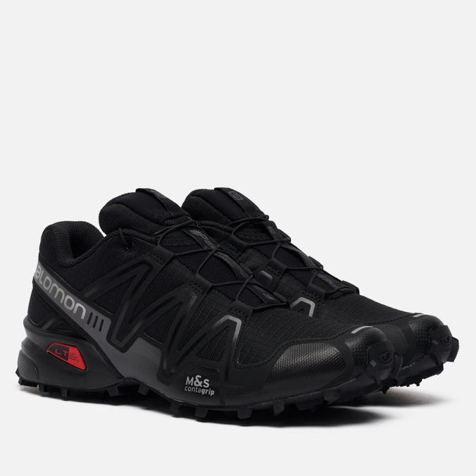Фото - Мужские кроссовки Salomon Sneakers Speedcross 3 ADV кроссовки мужские salomon l40684000 speedcross 5 черный текстиль l40684000 14 размер 45