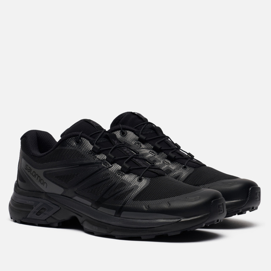 Мужские кроссовки Salomon Sneakers XT-Wings 2 ADV Black/Black/Magnet