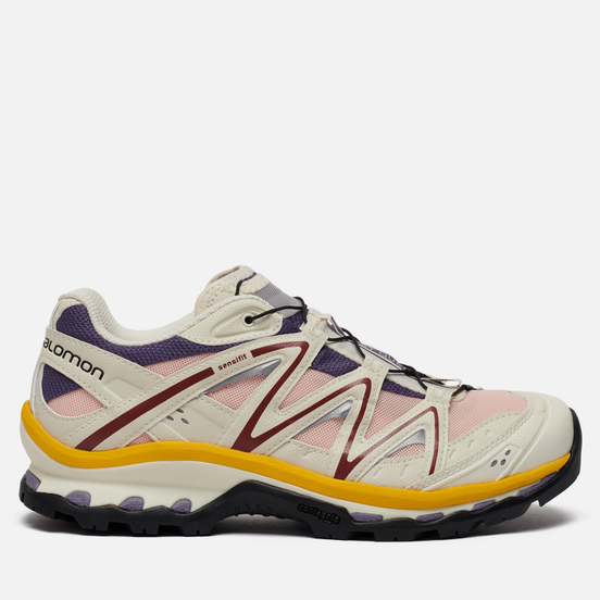Мужские кроссовки Salomon Sneakers XT-Quest ADV Cadet/Tropical Peach/Vanilla Ice