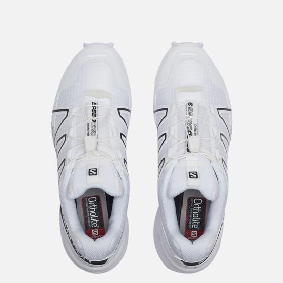 Мужские кроссовки Salomon Sneakers Speedcross 3 White/White/Alloy