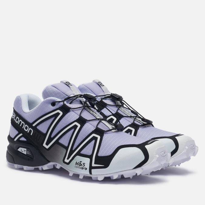 Фото - Мужские кроссовки Salomon Sneakers Speedcross 3 кроссовки мужские salomon l40684000 speedcross 5 черный текстиль l40684000 14 размер 45