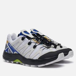 Мужские кроссовки Salomon Sneakers XA PRO 1 White/Lunar Rock/Clematis Blue