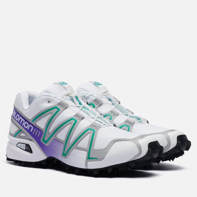 Мужские кроссовки Salomon Sneakers Speedcross 3 salomon кроссовки мужские salomon supercross blast gtx размер 43