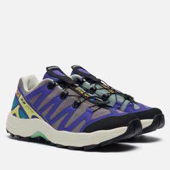 Мужские кроссовки Salomon Sneakers XA PRO 1 Vintage Khaki/Aqua Gray/Meadowbrook