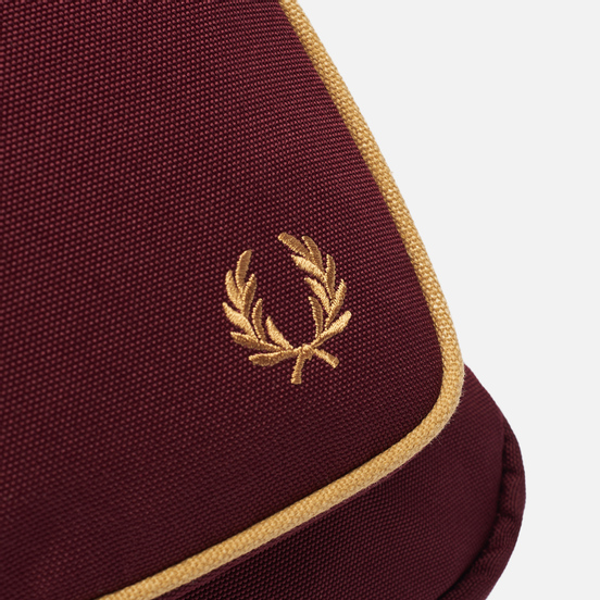 Рюкзак Fred Perry Twin Tipped Port/Champagne