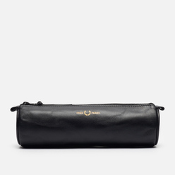 Косметичка Fred Perry Leather Small Travel Black