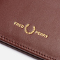 Кошелек Fred Perry Graphic Leather Billfold Tan фото - 3
