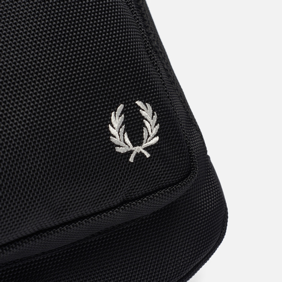 Рюкзак Fred Perry Textured Black