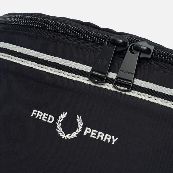 Сумка на пояс Fred Perry Sports Twill Crossbody Black