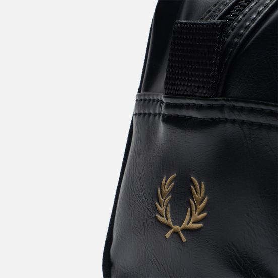 Косметичка Fred Perry Branded Wash Black