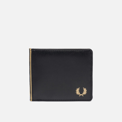 Кошелек Fred Perry Flat Knit Tipped Black