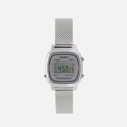 Наручные часы CASIO Collection Retro LA670WEM-7E Silver